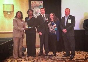 CHEF Diversity Award October 2015